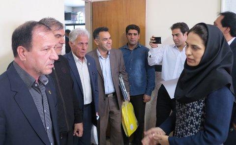 اجرای طرح پایش عمومی سلامت با همکاری هیأت پزشکی کرمانشاه