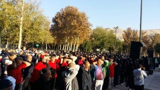 غربالگری ورزشکاران شیرازی توسط هیات پزشکی ورزشی فارس
