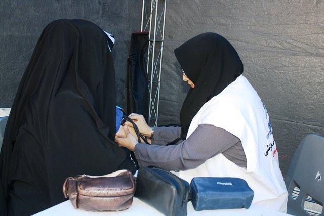 تست سلامت از شهروندان شیرازی