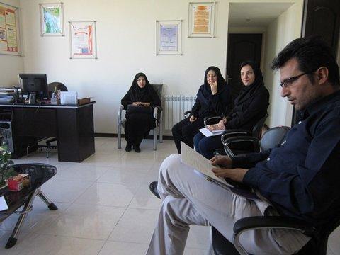 نشست هماهنگی قزوین