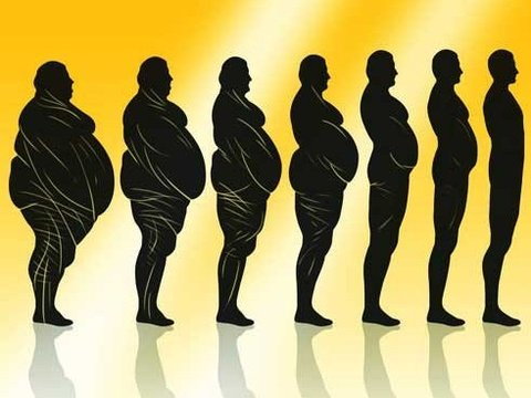 یک برنامه ورزشی ساده برای کاهش وزن