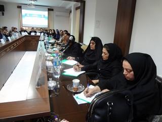 نشست تخصصی کمیته خدمات درمانی مازندران