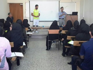 کارگاه آموزشی کینزیوتیپ ورزشی(کرمان)