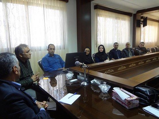 نشست کمیته های تخصصی هیات پزشکی ورزشی مازندران