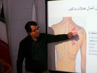 دوره اصلی آموزش ماساژ ورزشی در شیراز آغاز شد