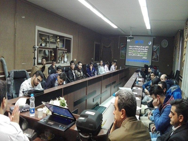 برگزاری دوره کمک های اولیه و احیای قلبی- ریوی در شاهرود سمنان