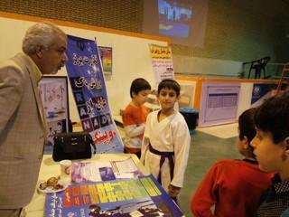 معرفی خدمات پزشکی ورزشی در دو نمایشگاه بوشهر