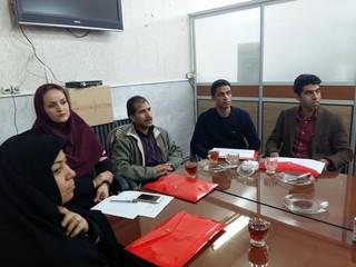 نشست سالانه کمیته خدمات درمانی هیات پزشکی یزد
