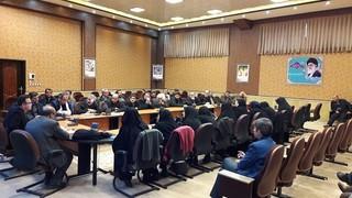 کلاس تغذیه ورزشی در اردبیل برگزار شد