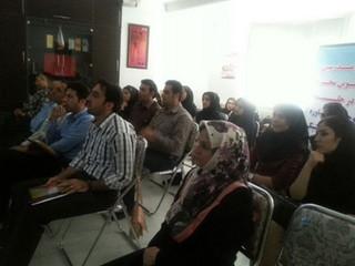 برگزاری اولین کلاس آموزشی در خصوص طرح آگاه سازی پیشگیری از معلولیت های جسمی و حرکتی اداره کل بهزیستی استان
