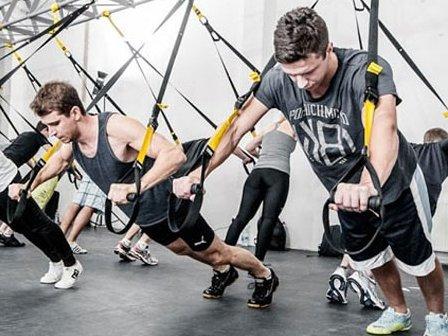 آشنایی با  مزایای ورزش TRX