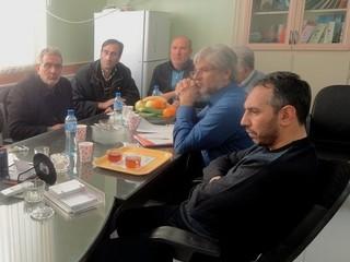 تعامل هیات پزشکی ورزشی و فوتبال آذربایجان شرقی توسعه می یابد