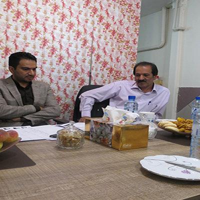 حسینی از هیات پزشکی ورزشی استان چهار محال وبختیاری بازدید کرد