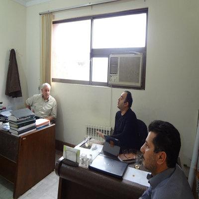 جلسه هماهنگی هیات پزشکی ورزشی استان و هیات کشتی استان مازندران