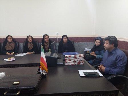 نشست کمیته روانشناسی در استان خوزستان