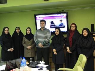 نخستین دوره آموزشی دفاتر استانی پایگاه خبری تحلیلی پزشکی ورزشی