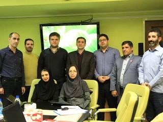 دومین کارگاه آموزشی دفاتر استانی پایگاه خبری تحلیلی پزشکی ورزشی ایران