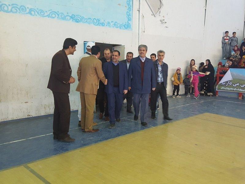 مراسم اختتامیه جشنواره استعداد یابی همگانی ورزشی روز  جمعه پانزدهم بهمن جاری در شهر یاسوج