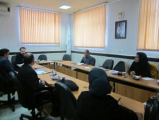 جلسه ماهیانه اعضای هیات پزشکی ورزشی استان لرستان