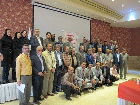همایش مسئولین کمیته مسابقات هیات های پزشکی ورزشی سراسر کشور