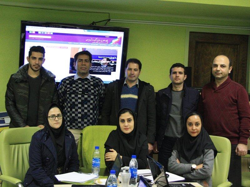 چهارمین دوره آموزشی دفاتر استانی پایگاه خبری تحلیلی پزشکی ورزشی ایران