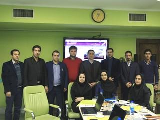 اختتامیه کارگاه های آموزشی دفاتر استانی پایگاه خبری- تحلیلی پزشکی ورزشی ایران