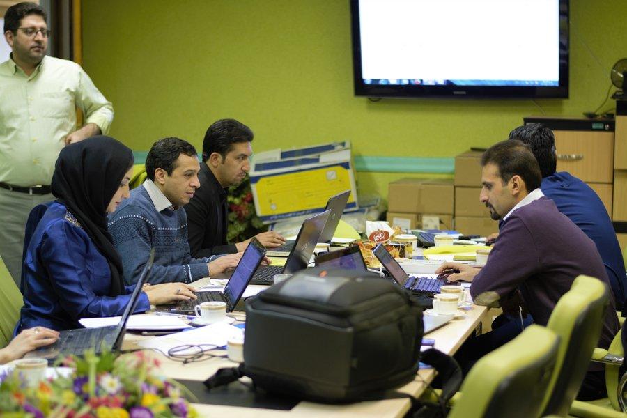 جلسه معرفی وب سایت جدید فدراسیون پزشکی ورزشی برگزار شد