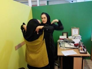 آموزش  سلامت سالمندان در همایش نیروهای مسلح استان بوشهر