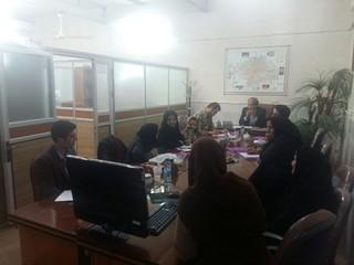 نشست بازرسان ستاد نظارت یزد برگزار شد