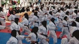 مسابقات مختلف ورزشی در ایام اله دهه فجر تحت پوشش قرار گرفت