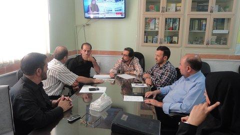 جلسه بازرسی اذربایجان شرقی