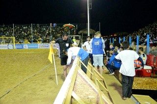 گزارش تصویری/از هیات پزشکی در مسابقات پرشین کاپ