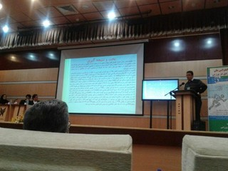مقاله دکتر حمیدی عنوان برتر کنفرانس ملی علوم کاربردی در ورزش را به خود اختصاص داد