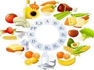 نقش ویتامین ها در تغذیه ورزشکار