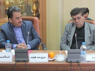 مجمع انتخاباتی هیات پزشکی ورزشی کردستان