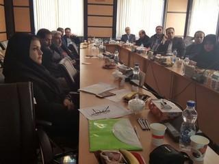 جلسه کمیته پایش و ارزیابی ایدز در ورزشکاران در استان اردبیل