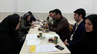 مسئولین کمیته های استان زنجان