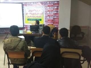 کارگاه آموزشی آسیب های فردی و اجتماعی اعتیاد به مواد مخدر در قائمشهر برگزار شد
