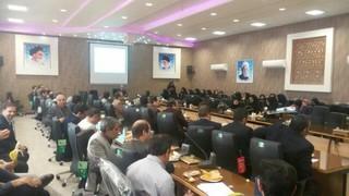جلسه آموزشی پزشکی ورزشی با حضورفرهنگیان اصفهان
