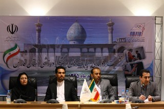 نشست روسای هیات های پزشکی ورزشی فارس برگزار شد