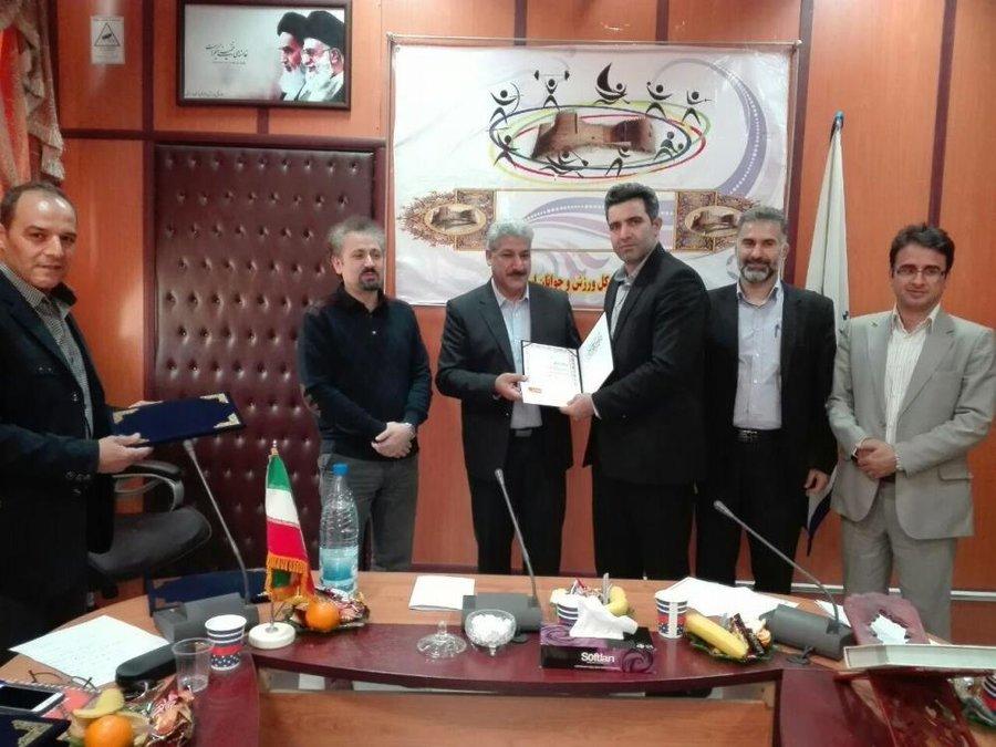 تجلیل از هیئت های پزشکی  ورزشی  برتر شهرستان های استان لرستان