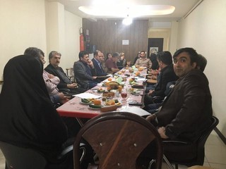 جلسه هماهنگی کمیته ها