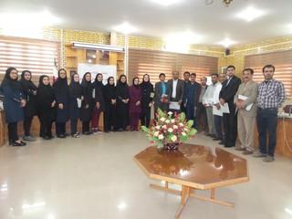بررسی عملکرد  خدامات درمانی استان بوشهر