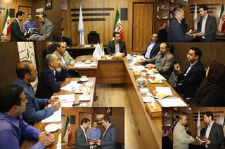 دکتر صفرپور از تلاش یک سال مسئولین کمیته های هیات پزشکی ورزشی فارس قدردانی کرد