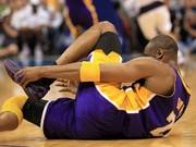 شایع ترین آسیب ورزشی در بسکتبال