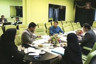 نشست هماهنگی نظارت بر اماکن ورزشی تهران و البرز