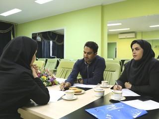 نشست ستاد نظارت با سرناظر استانی استان مرکزی