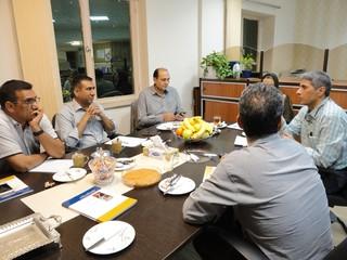 اولین نشست هیأت رئیسه هیأت پزشکی ورزشی استان برگزار شد