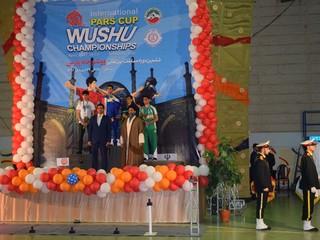 مسابقات بین المللی ووشو در سمنان