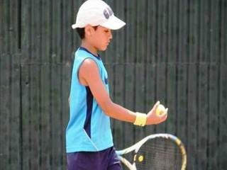 مسابقات تنیس نونهالان و نوجوانان در سمنان